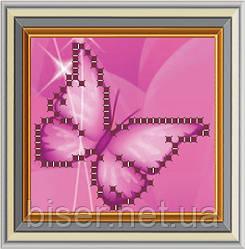 МЛ-2 Схема для вишивки бісером Метелик