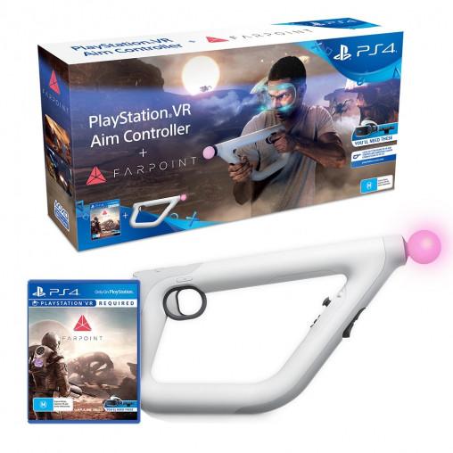 Aim Controller PS4 + Farpoint VRНет в наличии