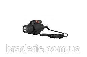 Фонарь подствольный лазер DL-120