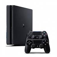 Игровая приставка Playstation 4 Slim 1000 GB +  2 Dualshock