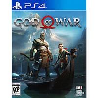 Игра God of War PS4