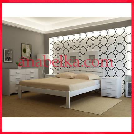 Кровать деревянная Мадрид   (Анабель) , фото 2