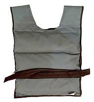Утяжелительный жилет 12 кг (Жилет утяжелитель), фото 2