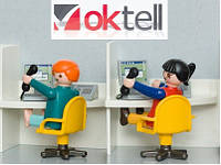 Собственный колл центр на базе ПО Oktell