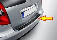 Накладка защитная на задний бампер Mercedes-Benz W164 Новая Оригинальная