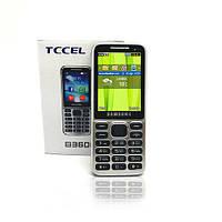 Кнопочный мобильный телефон Samsung B360Е 2 сим,2,5 дюйма.