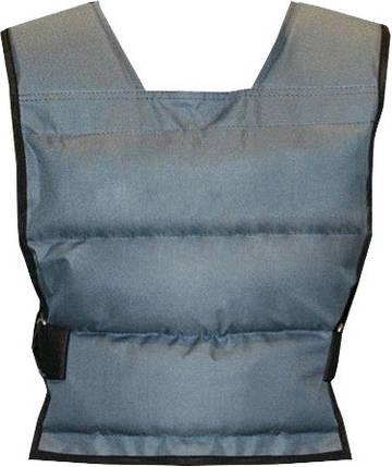 Утяжелительный жилет 14 кг (Жилет утяжелитель), фото 2
