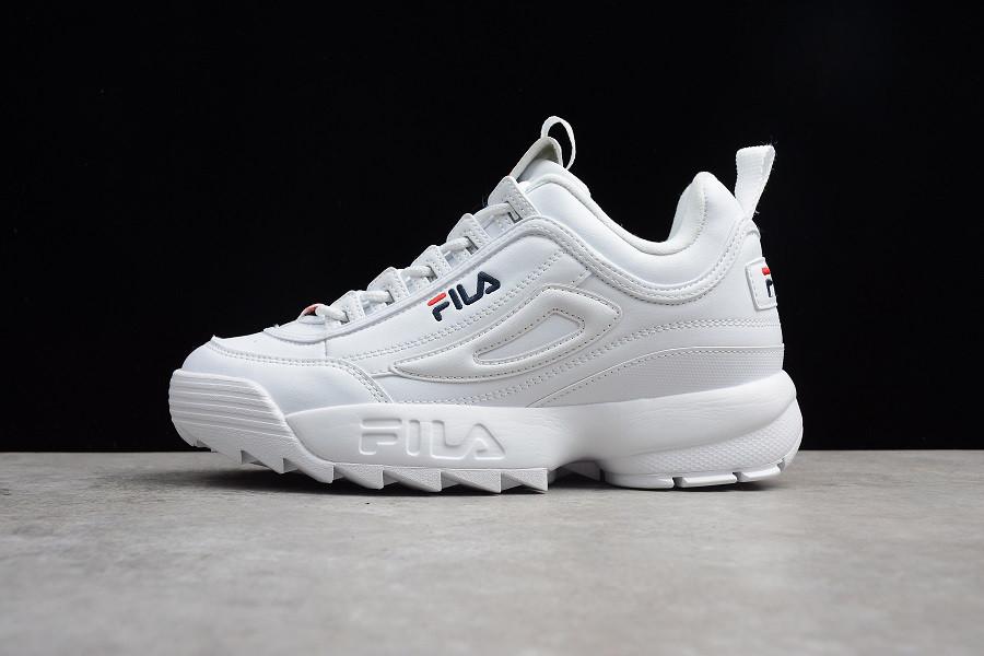 Кроссовки Fila Disruptor II White