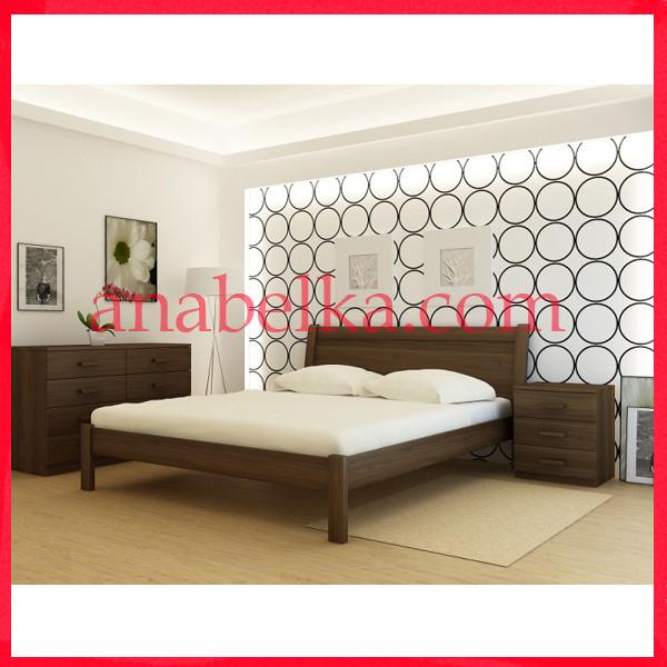 Кровать деревянная Халкида   (Анабель)