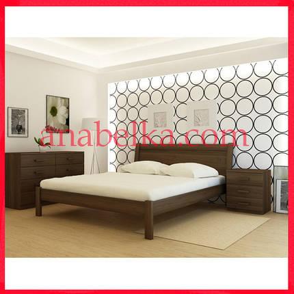Кровать деревянная Халкида   (Анабель) , фото 2