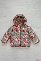 Куртка демисезонная для девочки (86 см.)  No name 2129000426554