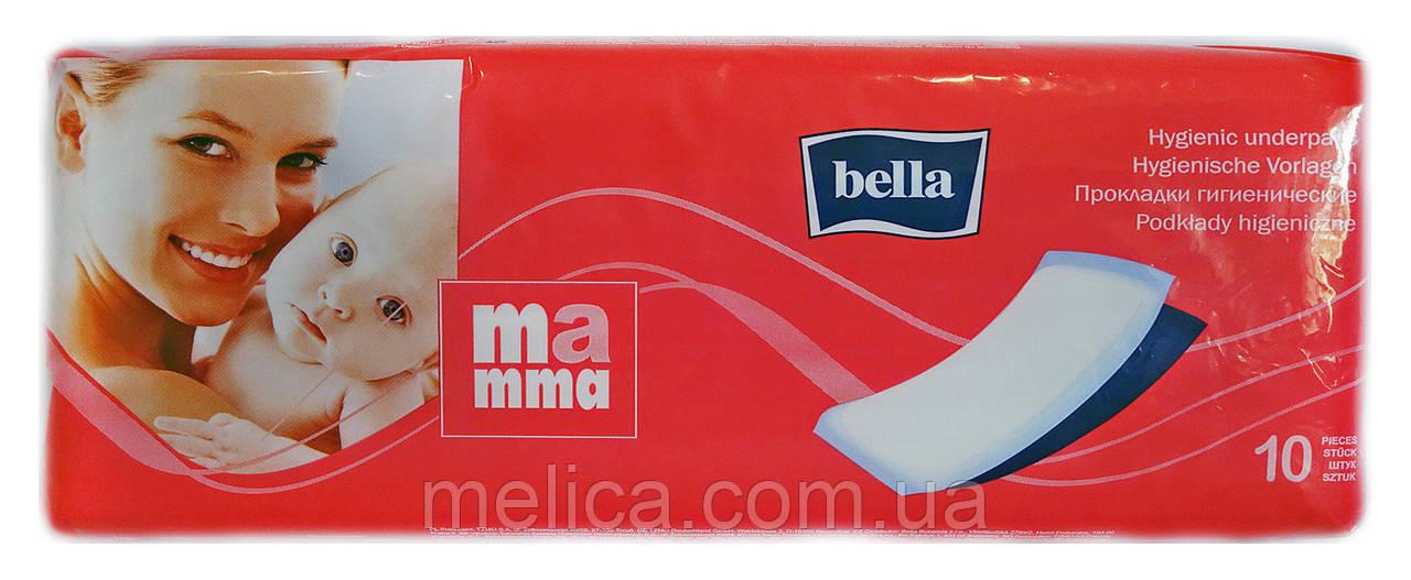 Прокладки гигиенические Bella Mamma послеродовые - 10 шт.