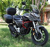 Дорожный мотоцикл Lifan LF200-10L (KPT; 200 куб.см.)