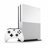 Xbox One S 1000 GB White без кинекта