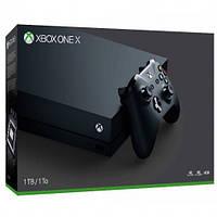 Игровая приставка Xbox One X +fallout 76