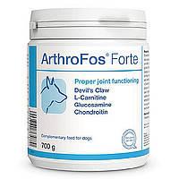 Dolfos ArthroFos Forte -  комплекс для регенерации хрящей, суставов и связок для собак 700г  (140-700)
