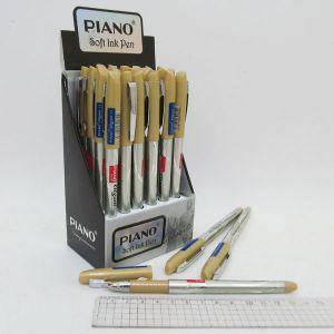 """Ручка шариковая масляная """"Piano"""" """"Elegant"""" черная , фото 2"""