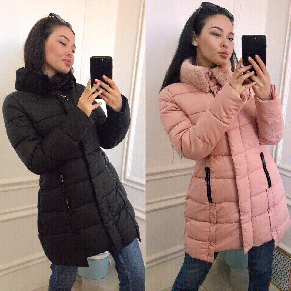 e07c9de815d Женская куртка с брошкой  продажа