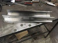 Изготавливаем ножи для гильотин, дробилок, гильотинных ножниц, шредеров