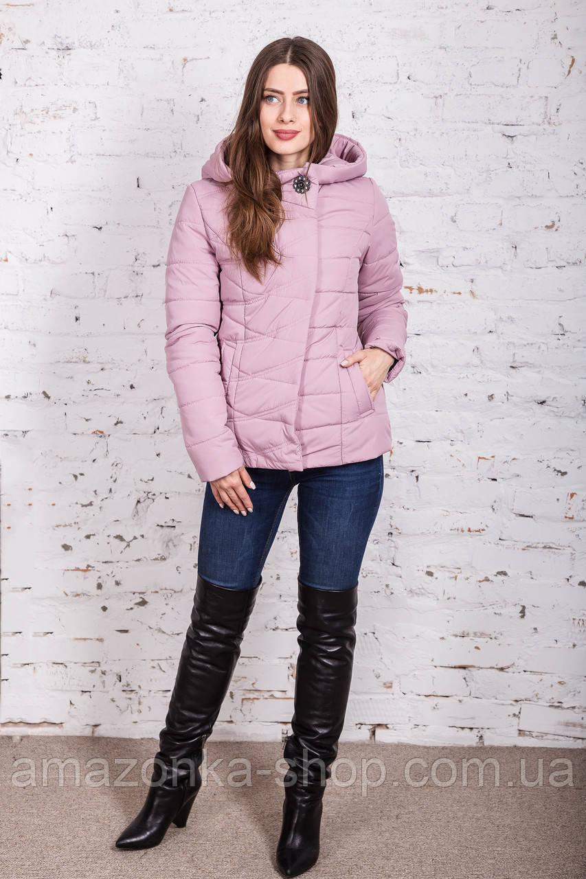 Молодежная ветровка для девушек на весну модель 2018 - (кт-265)