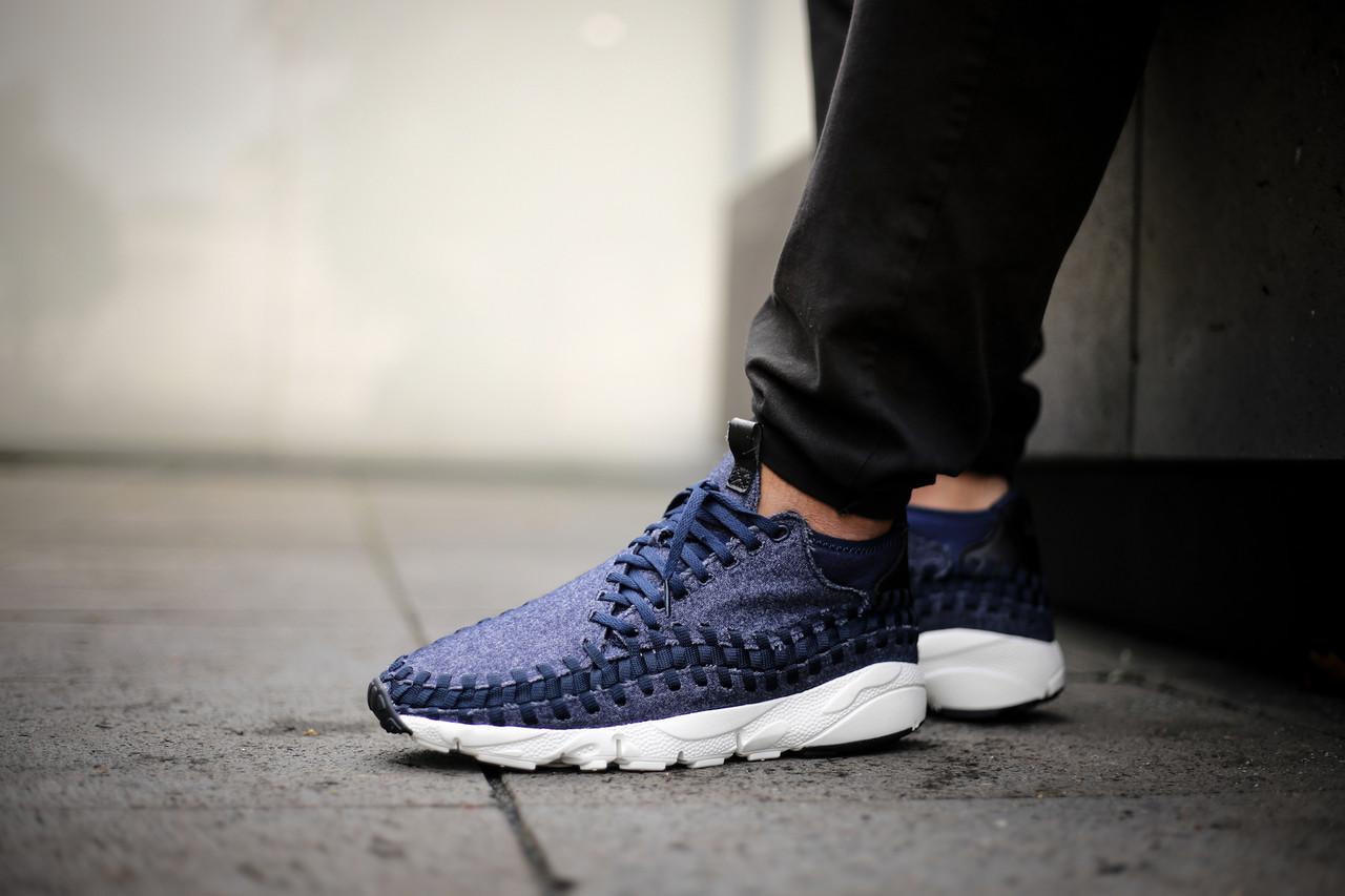 Кроссовки Nike Air Footscape Woven Chukka SE
