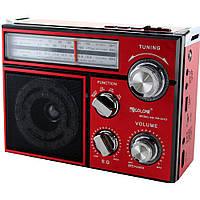Портативный радиоприемник Golon RX-551 D с фонарем