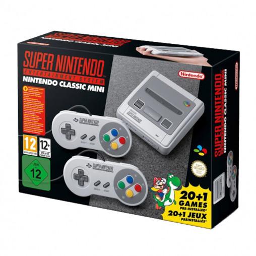 игровая приставка Nintendo Classic Mini