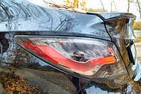 Спойлер на багажник Hyundai Accent 2011