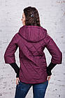 Молодежная куртка для девушек на весну модель 2018 - (кт-266), фото 4