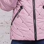 Молодежная куртка для девушек на весну модель 2018 - (кт-266), фото 5