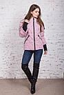 Молодежная куртка для девушек на весну модель 2018 - (кт-266), фото 6