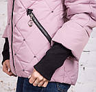 Молодежная куртка для девушек на весну модель 2018 - (кт-266), фото 7
