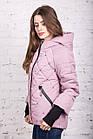 Молодежная куртка для девушек на весну модель 2018 - (кт-266), фото 8