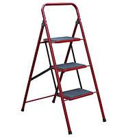 Лестница-стремянка семейная 3 ступени (с ковриком) Технолог