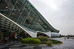 А вас впечатляет? Теплый и уютный интерьер зоны ожидания в аэропорту Баку