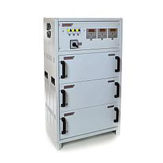 Стабилизатор трёхфазный ННСТ-3х8,0 кВт SHTEEL