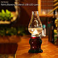 Портативная LED лампа Remax Aladdin Lamp RL-E200 Красный, фото 3