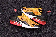 "Кроссовки Nike Air Max 270 ""Orange/Black/White/Red"", фото 3"