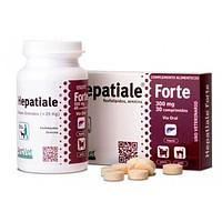VetExpert Hepatiale Forte (40 таб)-гепатопротектор для кошек и собак весом до 15 кг (200159)