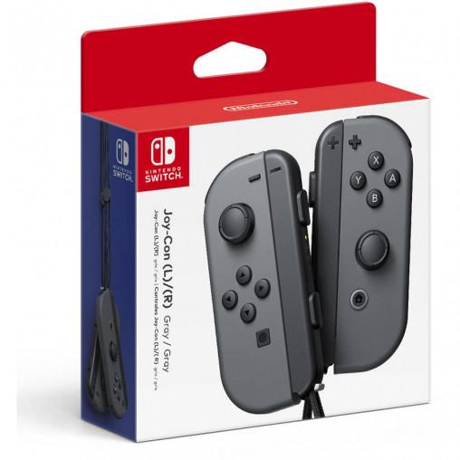 Nintendo Switch Joy-Con Controller Pair - Grey