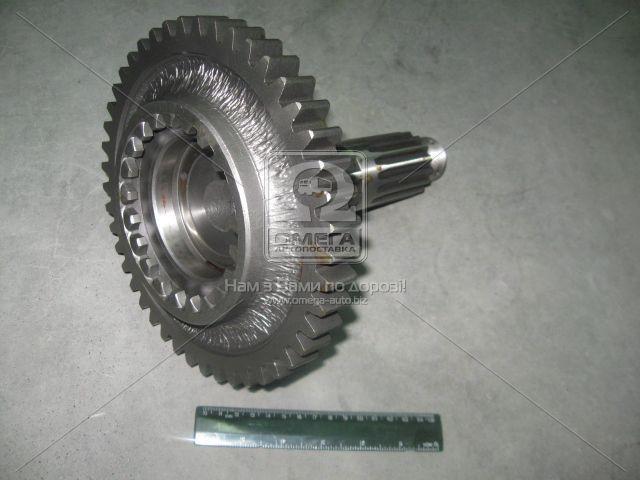 Вал вторичный КПП МТЗ (производство  JOBs,Юбана). 50-1701252. Ціна з ПДВ.