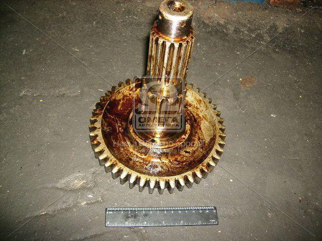 Вал вторичный КПП МТЗ (производство  МТЗ). 50-1701252. Ціна з ПДВ.