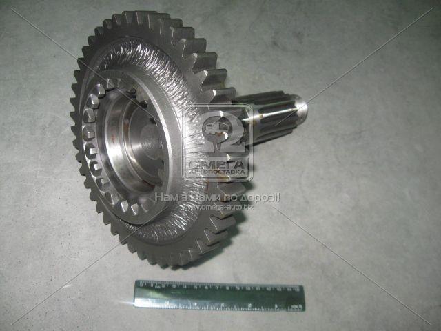 Вал вторичный КПП МТЗ 1221 (производство  МТЗ). 80-1701252-В. Ціна з ПДВ.