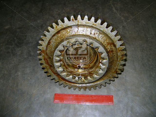 Вал вторичный КПП МТЗ с гайкой (производство МТЗ ). 50-1701256. Ціна з ПДВ.