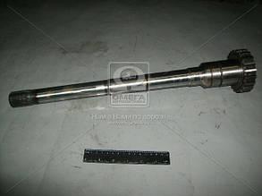 Вал силовой сцепления МТЗ 80,82 (производство  БЗТДиА). 70-1721113-А. Ціна з ПДВ.