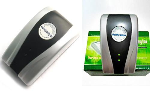 Энергосберегающий прибор Electricity  saving box - стабилизатор напряжения
