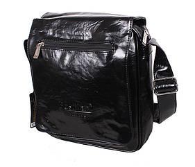 Удобная сумка-барсетка для мужчин из эко кожи