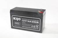 Аккумулятор 12В 7Ач 20HR Kijo JS