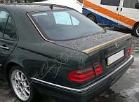 Спойлер Mercedes E W210 абс пластик11340