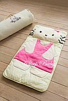 """Слипик для здорового сна Sleep Baby (спальный мешок) для детей 170x70  """"Китти"""". Бесплатная доставка!"""